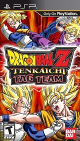 Dragon Ball Z: Tenkaichi Tag Team PSP