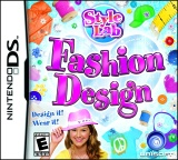Style Lab: Fashion Design DS