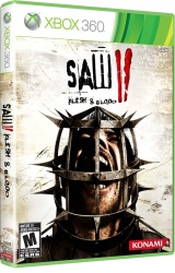Saw II: Flesh and Blood Xbox 360