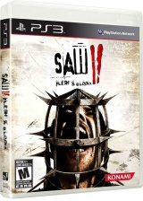 Saw II: Flesh and Blood PS3