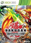 Bakugan: Defenders of the Core Xbox 360