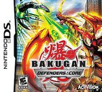 Bakugan: Defenders of the Core DS