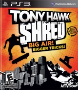 Tony Hawk: Shred PS3