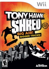 Tony Hawk: Shred Wii