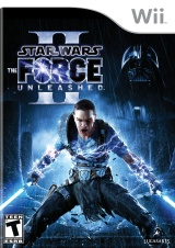 Star Wars: The Force Unleashed II for Wii last updated Mar 13, 2011