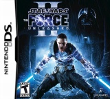 Star Wars: The Force Unleashed II DS