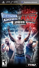 Smackdown vs. Raw 2011 PSP