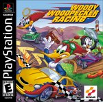 Woody Woodpecker Racing PSX