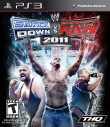 Smackdown vs. Raw 2011 PS3
