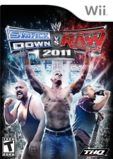 Smackdown vs. Raw 2011 Wii
