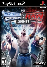 Smackdown vs. Raw 2011 PS2