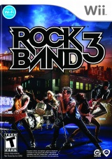 Rock Band 3 for Wii last updated Nov 04, 2010