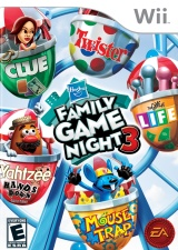 Hasbro Family Game Night 3 for Wii last updated Oct 25, 2010