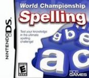 World Championship Spelling DS