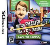 Are You Smarter Than a 5th Grader? Back to School DS