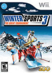 Winter Sports 3: The Great Tournament Wii