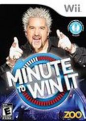 Minute to Win It Wii