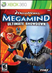 Megamind: Ultimate Showdown Xbox 360