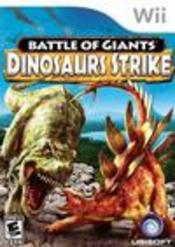 Battle of the Giants: Dinosaurs Strike Wii