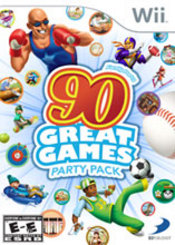 Family Party: 90 Great Games Party Pack Wii