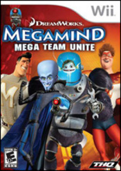 Megamind: Mega Team Unite for Wii last updated Nov 01, 2010