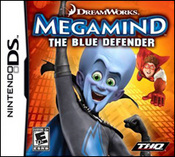 Megamind: The Blue Defender DS