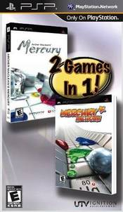 Mercury & Mercury Meltdown Bundle PSP