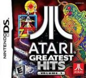 Atari's Greatest Hits Volume 1 for Nintendo DS last updated Nov 01, 2010