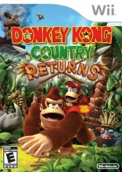Donkey Kong Country Returns for Wii last updated Jan 20, 2013