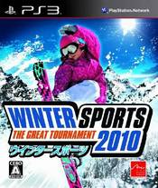 Winter Sports 3: The Great Tournament PS3