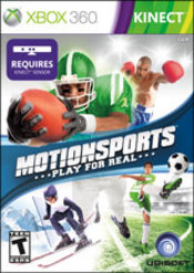 MotionSports for Xbox 360 last updated Dec 10, 2010