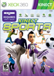 Kinect Sports for Xbox 360 last updated May 07, 2012