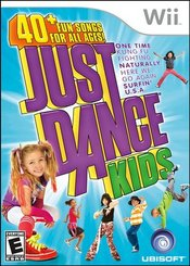 Just Dance Kids Wii