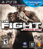 The Fight: Lights Out PSX