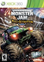 Monster Jam: Path of Destruction Xbox 360
