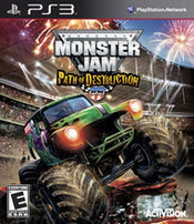 Monster Jam: Path of Destruction PS3