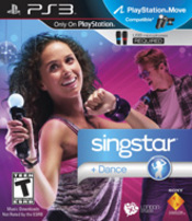 SingStar Dance PS3