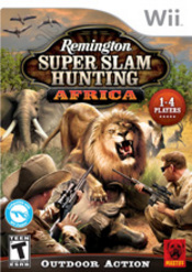 Remington Super Slam Hunting Africa Wii