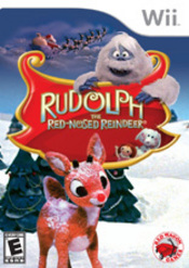 Rudolph the Red-Nosed Reindeer Wii
