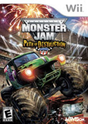 Monster Jam: Path of Destruction for Wii last updated Jul 11, 2011