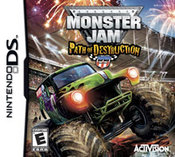 Monster Jam: Path of Destruction DS