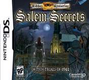 Hidden Mysteries: Salem Witch Trials DS