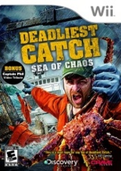 Deadliest Catch: Sea of Chaos Wii