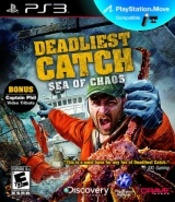 Deadliest Catch: Sea of Chaos PS3