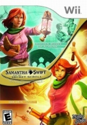 Samantha Swift and the Secret Scroll Wii
