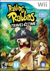Raving Rabbids: Travel in Time for Wii last updated Nov 17, 2010