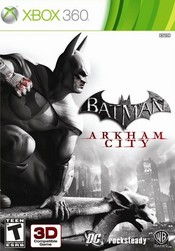 Batman: Arkham City Xbox 360