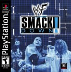 WWF: Smackdown for PlayStation last updated Dec 14, 2009