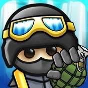 Fragger iPhone