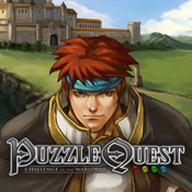 Puzzle Quest HD iPad